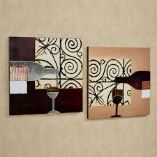 kitchen wall decor pictures wall shelves