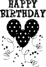 happy birthday cards best word 25 unique happy birthday ballons ideas on happy