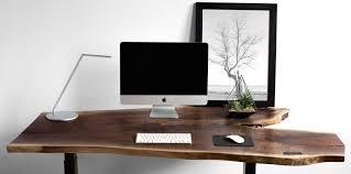 bureau pour travailler debout travaillez debout et assis grâce à ces bureaux ajustables et