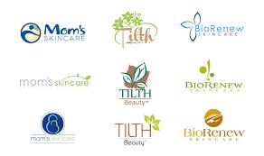 branding logo design skin care logo design services and branding