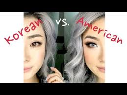 makeup classes in ma korean vs makeup makeup tutorial littlemissboo