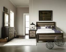 Standard Furniture Oakland Contemporary Twin Captains Bed - Oakland bedroom furniture