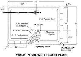 floor plans for bathrooms with walk in shower glass block shower walk in floor plan bathroom remodel