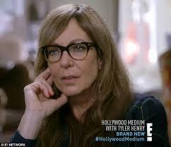 lisa vanderpump connects with grandma on hollywood medium daily