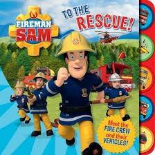fireman sam rescue tabbed board book egmont publishing