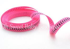 softball ribbon 38 baseball softball ribbon neon pink