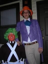 Oompa Loompa Halloween Costumes 10 Tall Guys Short Girlfriends Halloween Costumes