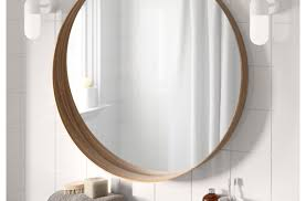 Distressed Wood Home Decor Mirror Excellent Large Round Distressed Wood Mirror Impressive