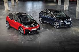 lexus vs bmw i3 2018 bmw i3 update revealed sporty i3s variant added