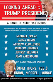 six government professors speculate on the trump presidency