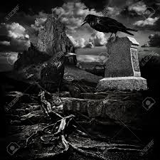 spooky halloween pics spooky halloween haunted mountain cemetery with scary grave site