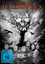 Halloween Dvd Tales Of Halloween Fsk 16 Jahre Dvd Amazon Co Uk Adrienne