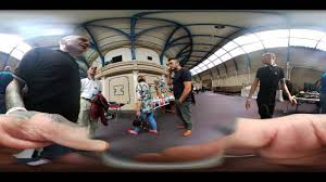 360 tour of winter gardens blackpool soul festival june 2016