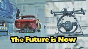 audi factory audi smart factory the future is now youtube