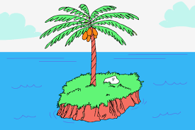 palm tree island gif by giphy studios originals find on