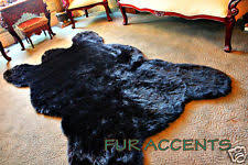 bear skin rug ebay