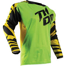 motocross gear ebay thor 2017 mx kids new fuse dazz green yellow jersey pants youth