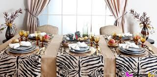 Nautical Table Decoration Ideas Stylish Holiday Ideas For Table Décor