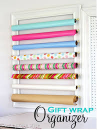 wrapping station ideas gift wrap organization ideas inspiration
