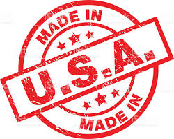 made in usa stock vector 503618856 istock