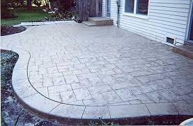 Outdoor Concrete Patio Outdoor Concrete Patio Neat Patio Ideas And Concrete Patio Designs