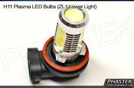 Camaro Fog Lights Camaro Fog Light Bulbs P13 H11 Plasma Led By Phastek For Years