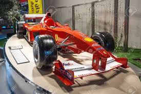 ferrari world ferrari formula one car on the podium ferrari world park yas