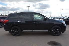 nissan pathfinder black edition new 2017 nissan pathfinder platinum v6 4x4 midnight platinum