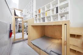 architecture gif blue architecture studio sandwiches home for six in hutong
