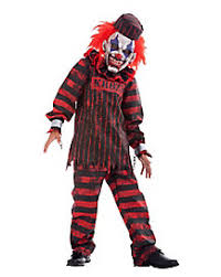 scary clown costumes scary clown boys costumes spirithalloween
