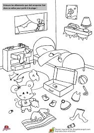 coloriage de chambre de fille dessin chambre bebe fille maison design heskal com
