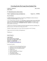 visa covering letter format 22 job application covering letter