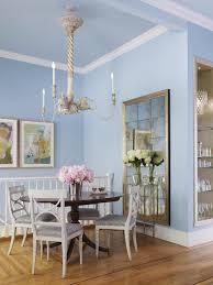 Light Blue Dining Room Light Blue Dining Rooms Home Improvement Ideas