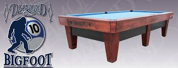 Table Pool Diamond Billiard Products Inc