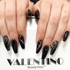 fancy acrylic nails on twitter