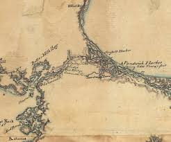 old maps of the cape cod canal page 2