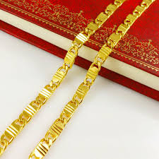aliexpress buy wholesale deal new arrival wholesale deal new arrival fashion jewelry tile chain 24k gold