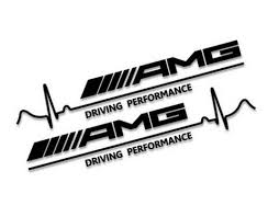 mercedes decal mercedes amg driving performance decal 2x ohana graphix