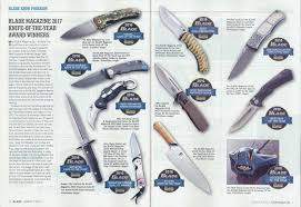 best american made kitchen knives blade magazine reflects on shun hikari award shun cutlery