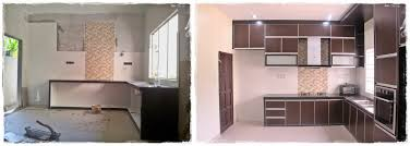 Wet Kitchen Cabinet Modern Design Wet Kitchen Malaysia Hhh Star Renovation