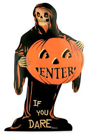 halloween figurines lori mitchell 160 best halloween repros images on pinterest vintage halloween