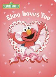 elmo valentines elmo you sesame by albee penguinrandomhouse