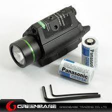 ak 47 laser light combo outdoor hunting weapon light tactical fleshlight m6 led flashlight