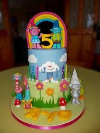 trolls cake cakes pinterest cake