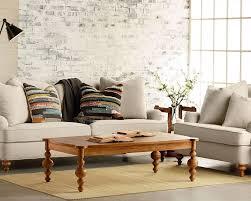 turned leg coffee table traditional adore living room magnolia home
