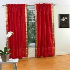 Velvet Curtain Panels Target Beaded Curtain Panels Target Home Design Ideas