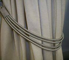 Tie Back Kitchen Curtains by 10 Minute Curtain Ties Curtain Tie Backs Curtains And