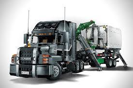 lego technic 2017 lego technic 2 in 1 mack truck hiconsumption