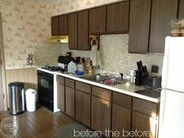 are brown kitchen cabinets outdated kitchen cabinet refacing turn outdated into vibrant new