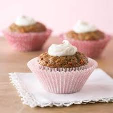 carrot cake cupcakes with cream cheese frosting recipe boston